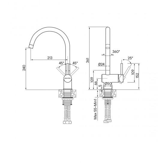 Paulmark Bend Be212066-SS